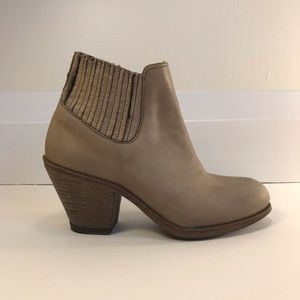 Fiorentini + Baker ankle booties